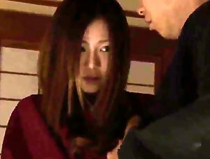 Asian,Blowjob,Japanese,Teen Ruri Narumiya Japanese teen gives POV...