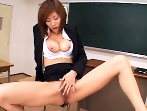 Asian,Blowjob,College,Hairy,Japanese,Masturbation Pink haired Asian hairy pussy...