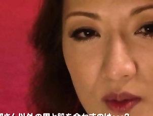 Asian,Hairy,Hardcore,Japanese,Stockings Splendid milf whore rides dick...