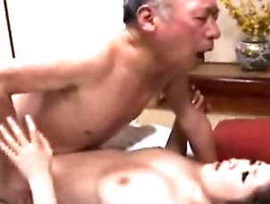 Asian,Big Boobs,Doggystyle,Fingering,Teen Stacked Japanese wife seduces an...