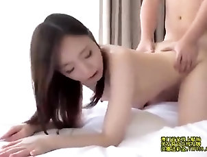Amateur,Asian,Doggystyle,Fingering,Japanese,Lingerie Busty Asian Girl Fingering Herself...