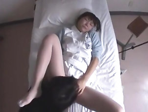 POV,Japanese,Medical,Straight,JAV Censored,Nurse,vjav.com Hottest Japanese model Megumi Shino...