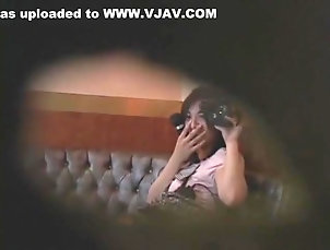 Compilation,Masturbation,Stockings,Teens,Voyeur,Japanese,Straight,JAV Censored Horny Japanese slut Saori Hara in...