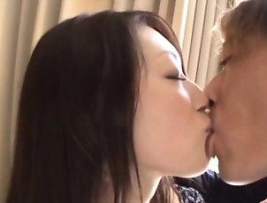 Asian,Blowjob,Creampie,Fingering,Hardcore,Japanese Cute schoolgirl gets her taut bawdy...