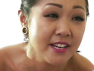 Lesbian,Lesbian Asian babe Saya Song and Avi Love...