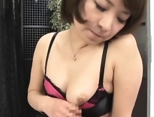 Asian,Blowjob,Handjob,Japanese,POV She loves swallowing and pussy...