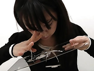 Amateur;Asian;Japanese;HD Videos;18 Years Old;College Aoi's snot observation