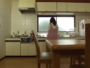 Stockings,Japanese,Ass,JAV Censored,Straight,vjav.com,kitchen,Kuroki Ichika Best Japanese girl Kuroki Ichika in...