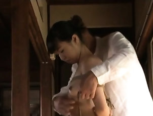 Anal,Asian,BDSM,Blowjob,Fetish,Hardcore Cute oriental babe gets toys to anal...