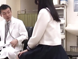 Massage,Teens,Japanese,Medical,Straight,JAV Censored Exotic Japanese girl in Incredible...