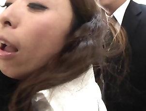 Asian,Japanese,JAV Censored Risky JAV covert sex with mother in...