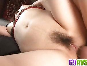 Anal;Asian;Bondage;Double Penetration;Japanese;Serious;Manners;Sloppy;Scenes;Av 69 Aiko Nagai serious hardcore scenes in...