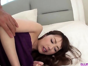 Asian,Gangbang,Hd,Japanese,Threesome,Toys Rei Furuse in Asian threesome anal  -...
