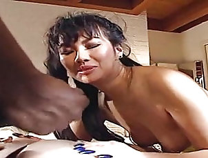 Anal;Asian;Blowjob;Hardcore;Interracial;Eating Pussy;Big Cock;Black East Meets Black
