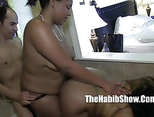 Black and Ebony;Group Sex;Latin;Gangbang;BBC;The Habib Show;HD Videos;Asian Orgy latin n asian orgy freakfest with...