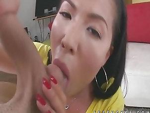 Asian,asian, chubby, pornstar, pussyfucking, blowjob, hardcore, hot, sexy, wow Asian babe London Keyes suck and fuck