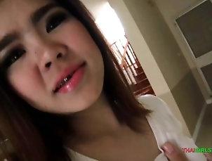 thaigirlswild;big;cock;point;of;view;thai;thailand;swallow;facials;creampies;bangkok;casting;couch;gogo;bar;pattaya;tuk;tuk;bargirl;sex;diary;asian;street,Asian;Big Dick;Creampie;Interracial;POV;60FPS Girl from Thailand gives blowjob and...