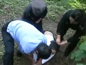 bdsm;kink;arrested,Bondage;Fetish Asian Girls Getting Arrested 6