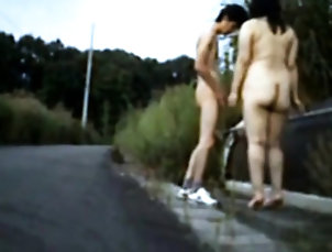 Amateur,Big Boobs,Brunette,Hardcore,Japanese,Milf,Outdoor Jap Couple Outdoor Fuck (p1)