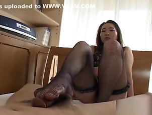 Blowjob,Handjobs,Japanese,Straight,JAV Uncensored,Foot Job,vjav.com Incredible amateur Foot Job, Blowjob...