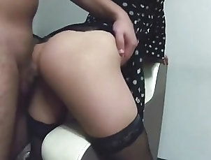 Amateur;Asian;Upskirts;Voyeur;Wife Hot skirt fuck