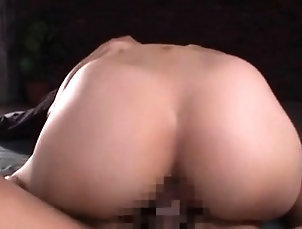 Asian,Hairy,Hardcore,Japanese,Milf Needy oriental milf gets the right...