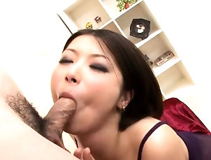 Asian,Blowjob,Creampie,Cumshot,Hairy One of the hottest and cutest porn...