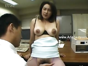 Amateur,Asian,Brunette,Hardcore Perfect hairy anal fucking from Tokyo