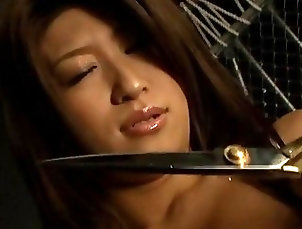 BDSM;Asian;Japanese,Asian,BDSM,BDSM Porn Videos,BDSM Sex,Blowjob,Cruel Sex Scenes,Domination,Extreme Movies,Hardcore BDSM,Humiliation,Idols69,Japan,Japanese,Oriental,Punishment,Submission Playgirl has to share her hairy twat...