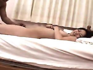 Amateur,Asian,Blowjob,POV,Small cocks Small tit GF gives POV blowjob on my...