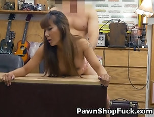 Asian,Doggy Style,Office Asian Tiffany Rain In Back office