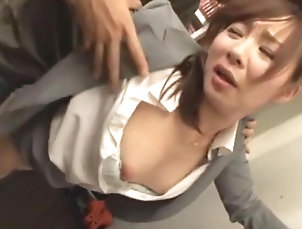 Public,Japanese,Secretary,Straight,JAV Censored Amazing Japanese slut Ellis Nakayama,...