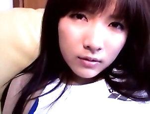 Asian,Babe,Fingering,Hairy,Japanese,Lingerie Hot Japanese Babe Banged