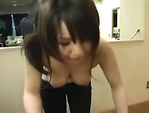 Asian,Big Boobs,Handjob,POV Busty asian handjob masseuse tugs her...