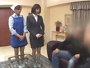 Amateur,Blowjob,Group Sex,Japanese,Hardcore,JAV Censored,Maid,Straight,vjav.com,Yuu Haruka,Sena Sakura Hottest Japanese girl Yuu Haruka,...