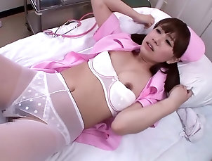 HD,Japanese,JAV Censored,Nurse,Straight Crazy Japanese chick in Fabulous...
