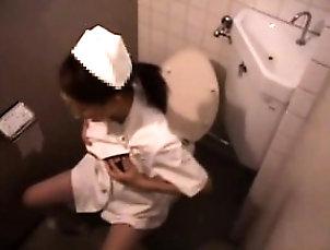 Hidden Cams,Japanese,Masturbation,Public,Uniform Hidden Japanese Window Masturbation 3...