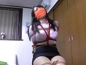 Asian,Big Tits,BDSM,Japanese,Babe,Straight japanese damsel time bom