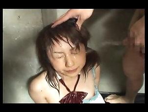 cum;bukkake,Bukkake;Japanese Urine Girl 2