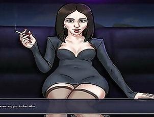 Cartoon;Korean;Hentai;HD Videos;60 FPS Summertime Saga - (PT 21) - think I...