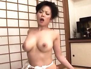 Asian,Big Boobs,Hardcore,Japanese,Milf Curvy aged goes nude