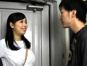 Asian,Big Boobs,Japanese,Milf,Nipples Stupendous Shiori Tsukada gets ready...