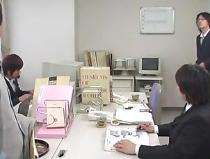 Dildos/Toys,Masturbation,Public,Japanese,Secretary,Straight,JAV Censored,vjav.com Amazing Japanese slut Luna Mikami in...