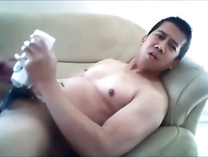 masturbate;binatang;pinoy;jakol;guy;jacking;off,Asian;Masturbation;Solo Male jakol ni kuya astig