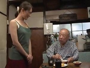 Oldie,Japanese,Straight,JAV Censored Crazy Japanese whore Aoki Misora in...