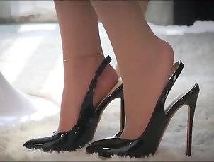 Asian,Stockings,Solo Female,Teens,Foot Fetish,Straight asian feetplay1
