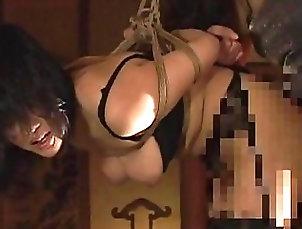 BDSM;Bondage;Asian,Asian,BDSM,BDSM Lesbian Bondage,Bondage,Cruel Sex Scenes,Humiliation,Lesbian Mistress,Lesbo Bondage,Slave Girls Punishment,Submission,big-boobs,busty,cute,hot,jav,nasty,oriental,rope,sweet,tied-up Two Asian sluts hanging on ropes as...