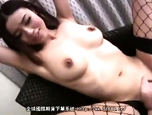 Asian,Big Boobs,Japanese,Stockings,Toys Natural big boobs hoe toys pussy