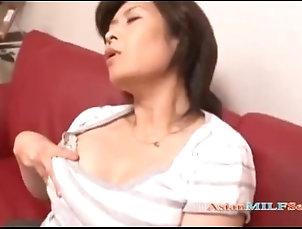 cougar;japanese;mature;milf;mom;asian,Babe;Teen;Japanese Busty Milf Fingering Herself Having...
