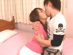 Cunnilingus,Japanese,Fingering,Phone,Straight,JAV Censored Exotic Japanese model Akina in...